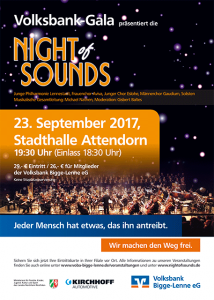 Night of Sounds 2017