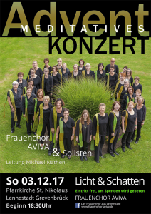 Meditatives Advent Konzert