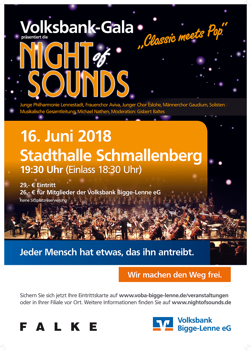Night of Sounds Classic meets Pop